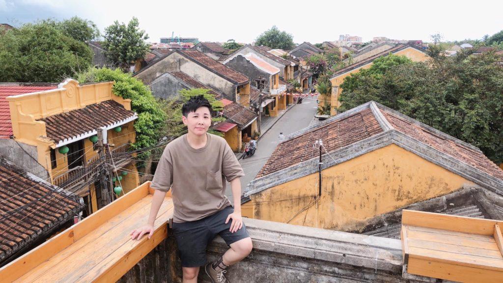 峴港會安古城。(圖/維克提供)