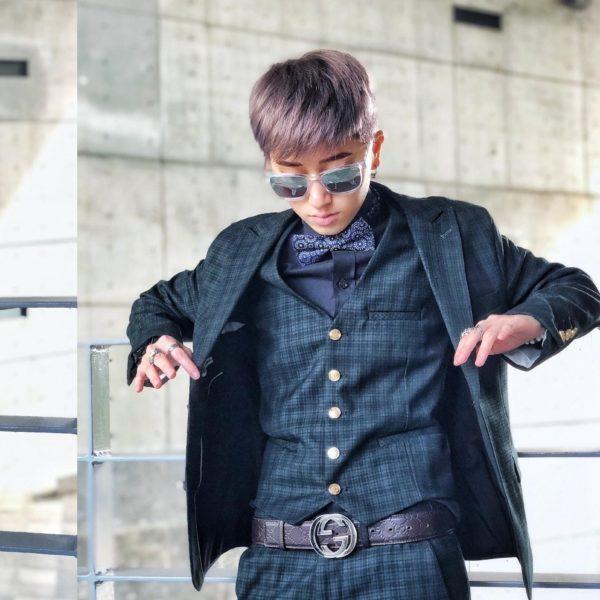 鄭靚歆:30歲以前必備的戰袍!          JIN x DOUBLE半訂製西服