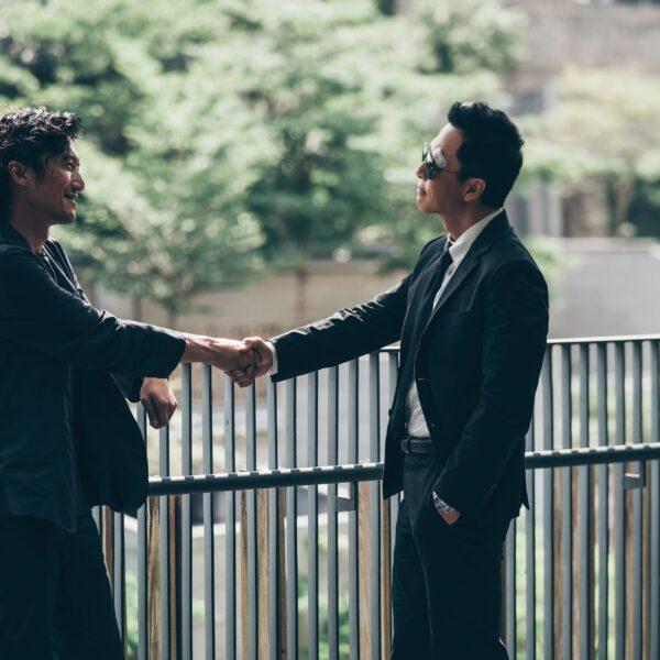 導演陳木勝最強警匪動作電影《怒火》謝霆鋒與甄子丹戲裡戲外「對峙」